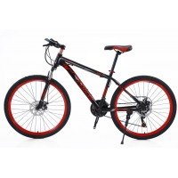 Ποδήλατο Mountain High -Grade 26 ίντσες σε Κόκκινο