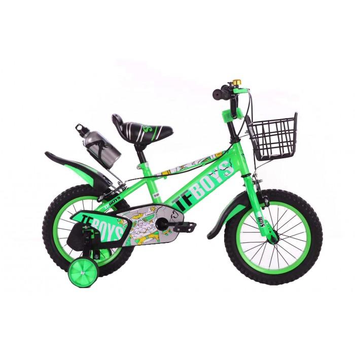 Εκθεσιακό Ποδήλατο Denver 12 ίντσες TF BOYS σε Πράσινο Χρώμα 3100110