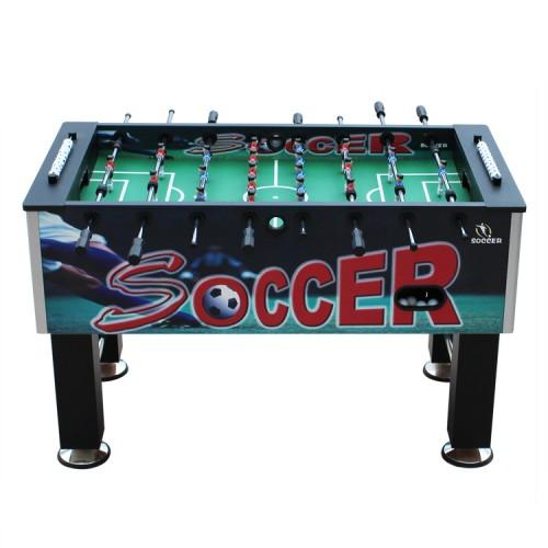 Ποδοσφαιράκι Ξύλινο επιδαπέδιο με πίνακα μέτρησης σκορ 139cm Soccer Table JX-101A ΠΟΔΟΣΦΑΙΡΑΚΙΑ