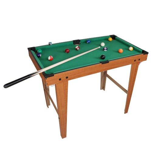 Mini Snooker Set 180031C Τραπέζι Μπιλιάρδου  ΠΑΙΧΝΙΔΙΑ