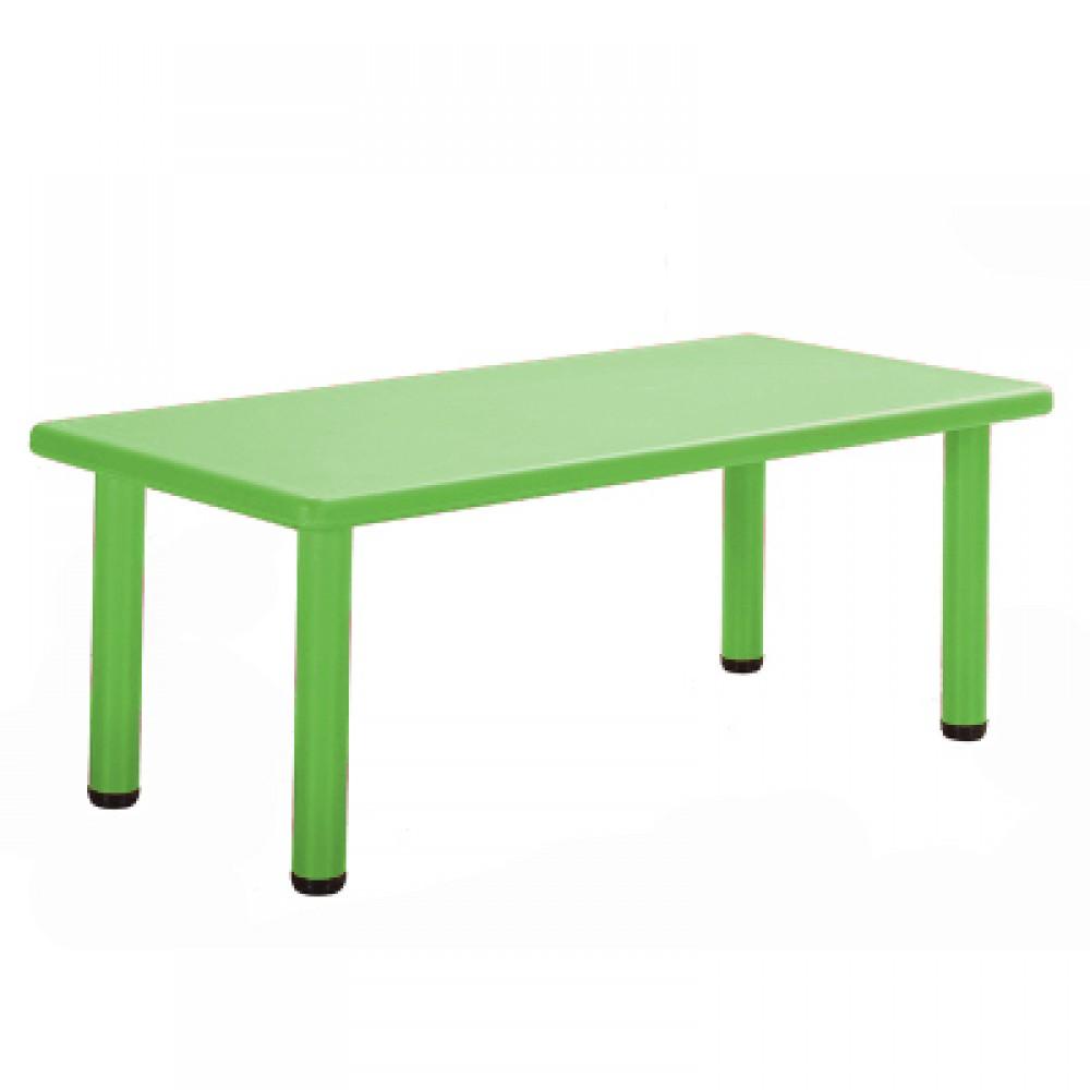 Παιδικό Τραπέζι πλαστικό  σε Πράσινο χρώμα 0252