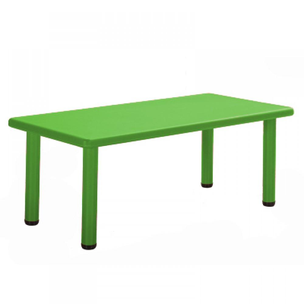 Παιδικό Τραπέζι πλαστικό  σε Πράσινο Μέντας χρώμα 0252