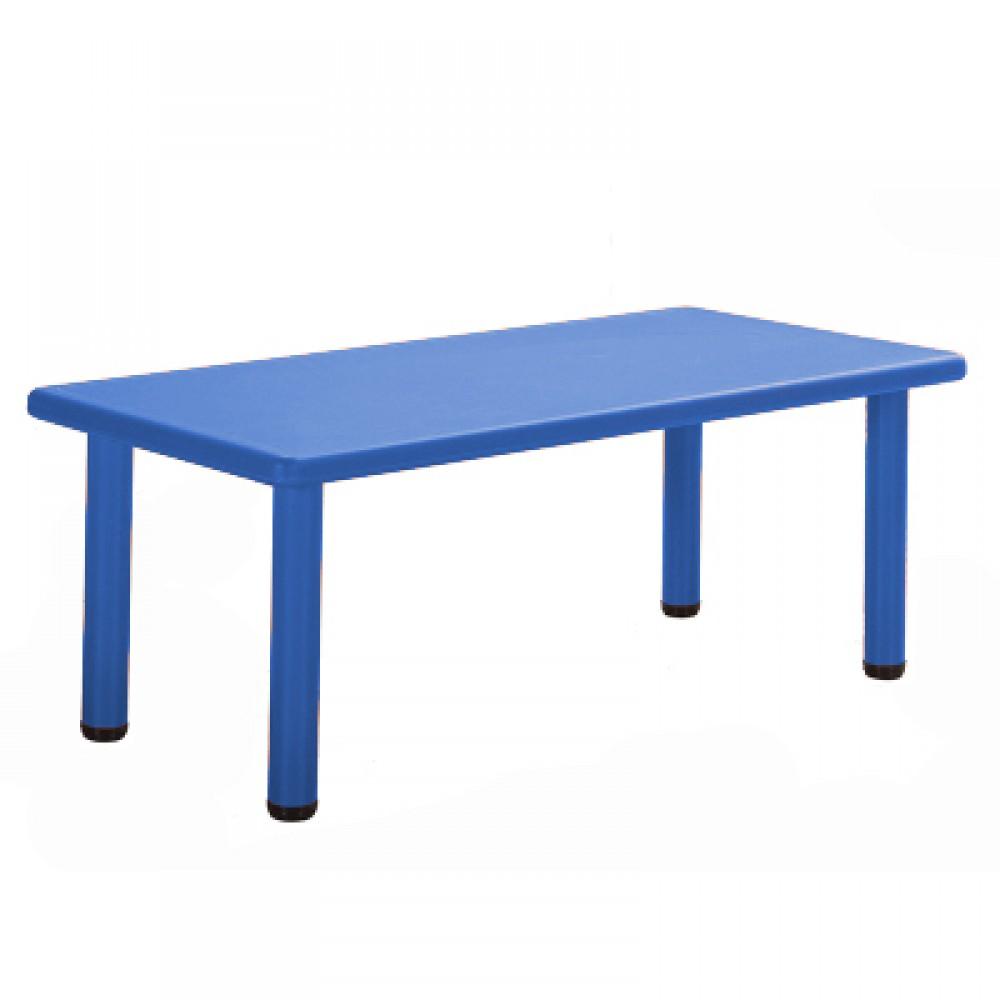Παιδικό Τραπέζι πλαστικό  σε Μπλε χρώμα 0252