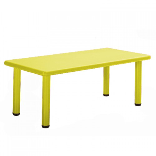 Παιδικό Τραπέζι πλαστικό  σε Κίτρινο χρώμα 0252 ΠΑΙΧΝΙΔΙΑ