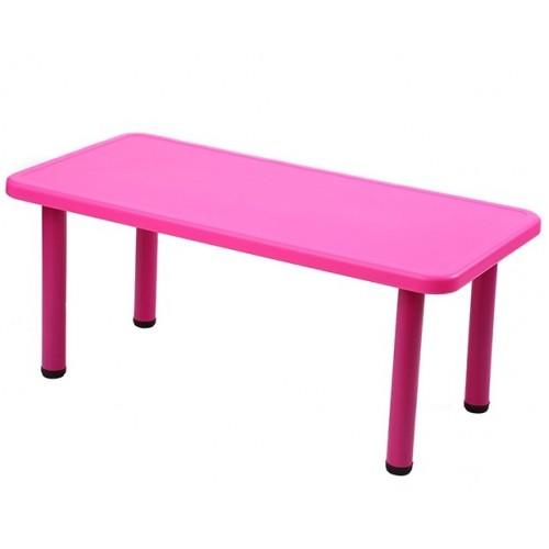 Παιδικό Τραπέζι πλαστικό  σε Φούξια χρώμα 0252 ΠΑΙΧΝΙΔΙΑ