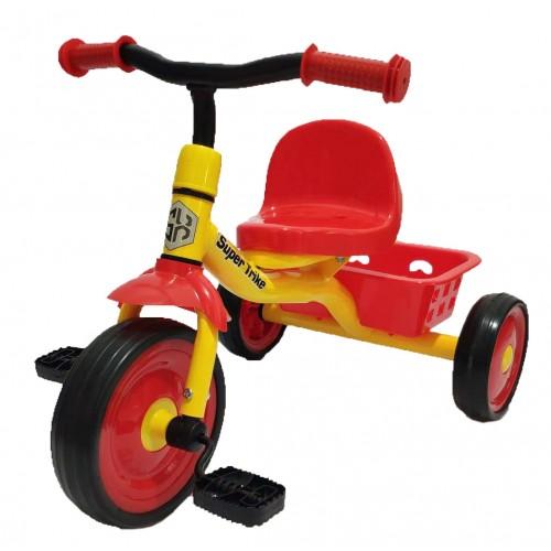 Παιδικό Τρίκυκλο Ποδήλατο FORALL σε Κόκκινο χρώμα OCSX3 Ποδήλατα