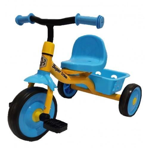 Παιδικό Τρίκυκλο Ποδήλατο FORALL σε Μπλε χρώμα OCSX3 Ποδήλατα