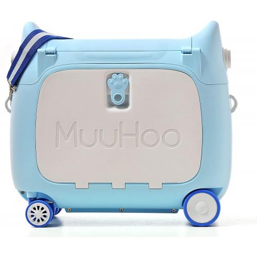 Παιδική Βαλίτσα Ταξιδιου Καμπίνας  τρόλευ Penguin Blue Kids Luggage  ΠΑΙΧΝΙΔΙΑ